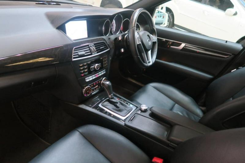 MERCEDES-BENZ C250 Avantgarde W204 Avantgarde Estate 5dr 7G-TRONIC + 7sp 1.8T [MY13]