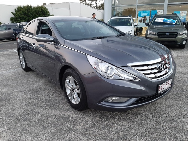 HYUNDAI I45 Active YF Active Sedan 4dr Man 6sp 2.0i [MY11]
