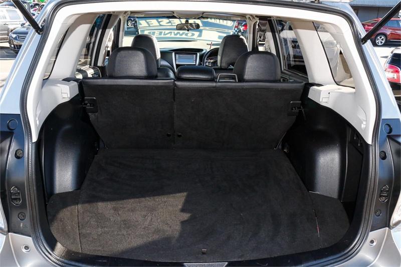 SUBARU FORESTER 2.0D S3 2.0D Premium. Wagon 5dr Man 6sp AWD 2.0DT [MY11.5]