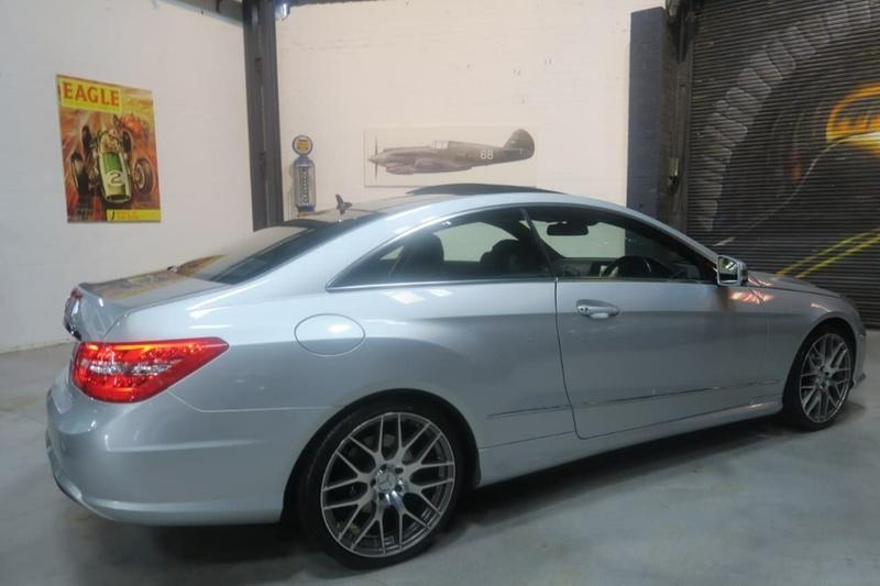 MERCEDES-BENZ E250 BlueEFFICIENCY C207 BlueEFFICIENCY Avantgarde Coupe 2dr 7G-TRONIC + 7sp 1.8T [MY12]