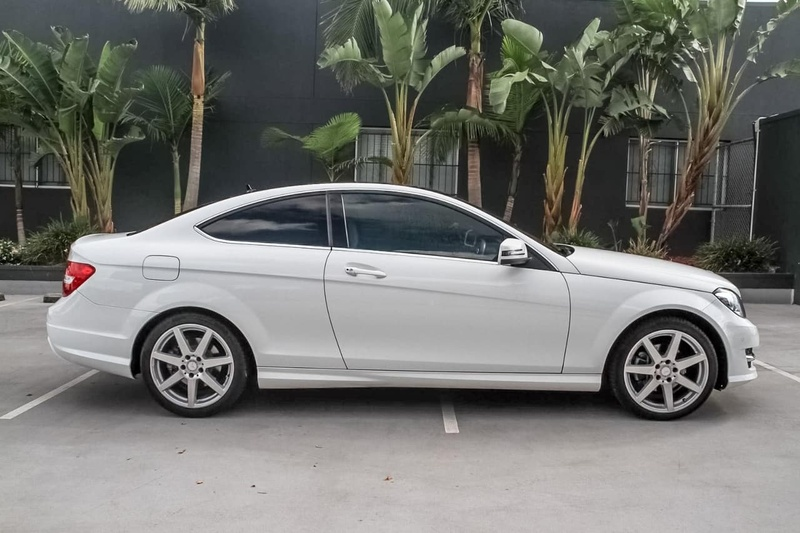 MERCEDES-BENZ C250  C204 Coupe 2dr 7G-TRONIC + 7sp 1.8T [MY13]