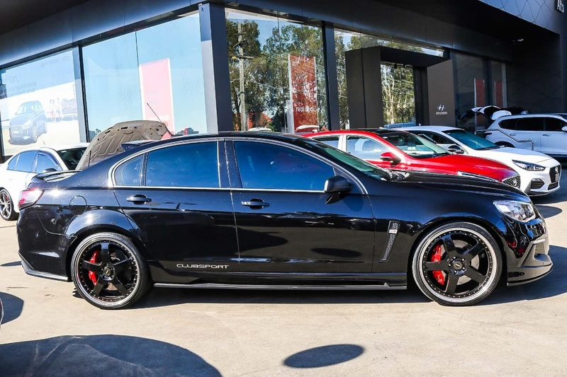 HOLDEN SPECIAL VEHICLES CLUBSPORT R8 GEN-F R8 Sedan 4dr Man 6sp 6.2i [MY15]