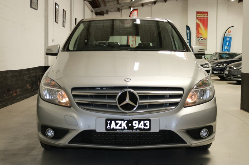 MERCEDES-BENZ B200 CDI  W246 Hatchback 5dr DCT 7sp 1.8DT [Jan]