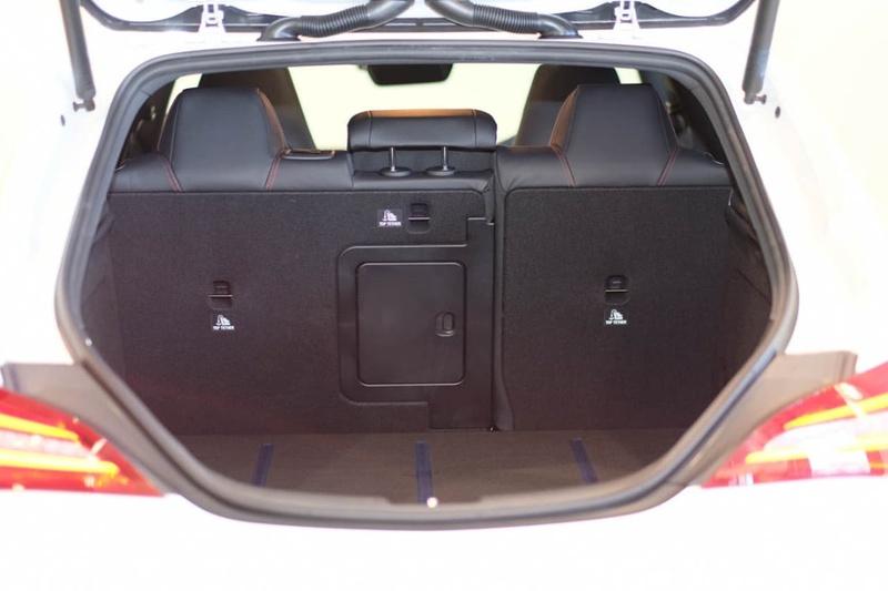 MERCEDES-BENZ CLA250 Sport X117 Sport Shooting Brake 5dr DCT 7sp 4MATIC 2.0T