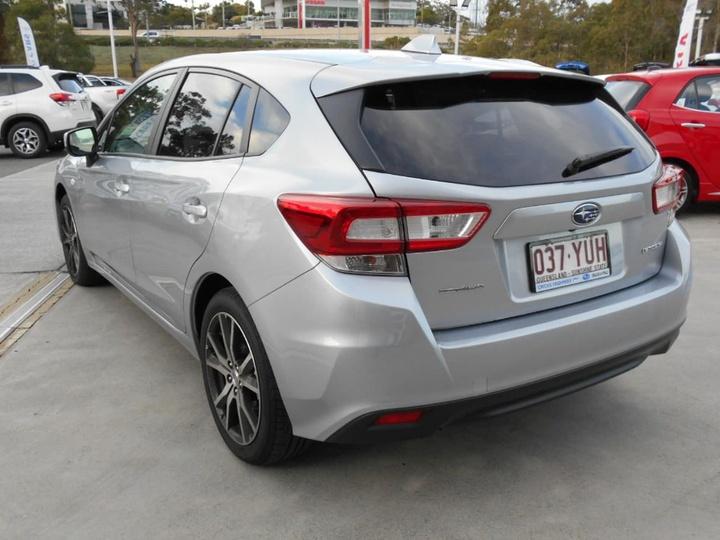 SUBARU IMPREZA 2.0i G5 2.0i. Hatchback 5dr CVT 7sp AWD [MY18]