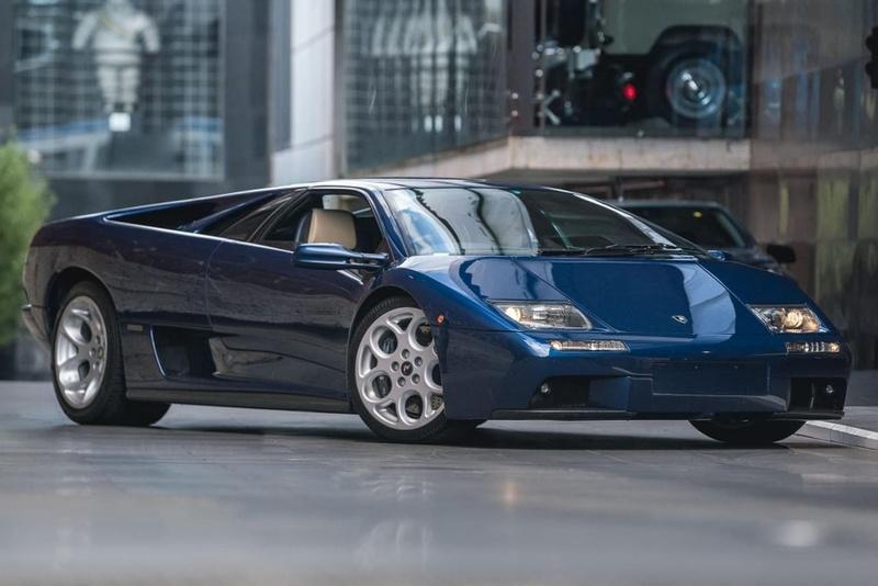 2001 Lamborghini Diablo Vt Manual