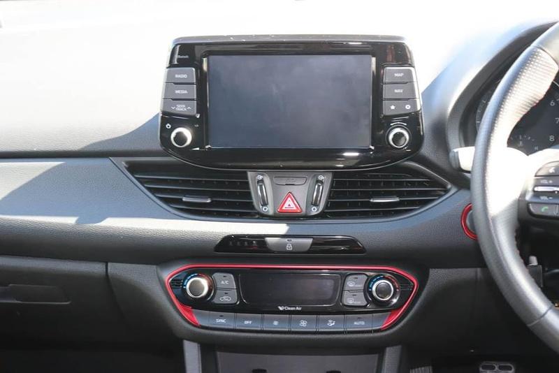 HYUNDAI I30 SR PD SR Hatchback 5dr Man 6sp 1.6T [MY18]