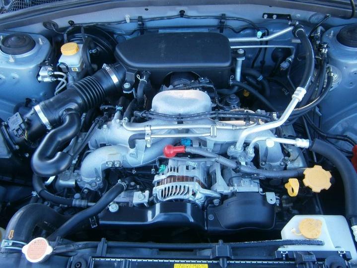 SUBARU FORESTER X 79V X Luxury. Wagon 5dr Auto 4sp AWD 2.5i [MY07]