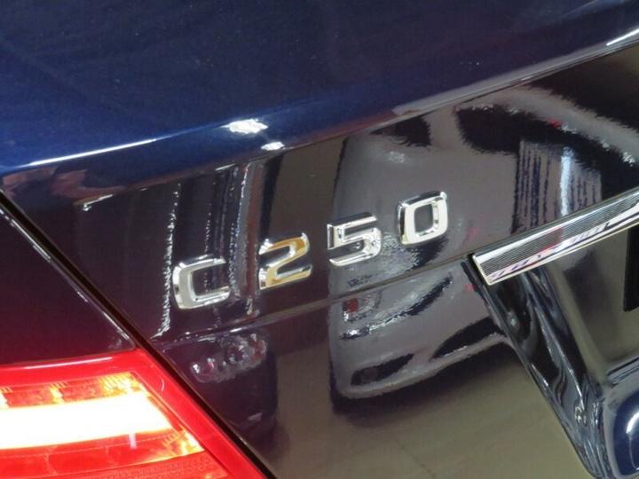 MERCEDES-BENZ C250 BlueEFFICIENCY W204 BlueEFFICIENCY Avantgarde Sedan 4dr 7G-TRONIC + 7sp 2.1DTT [MY13]