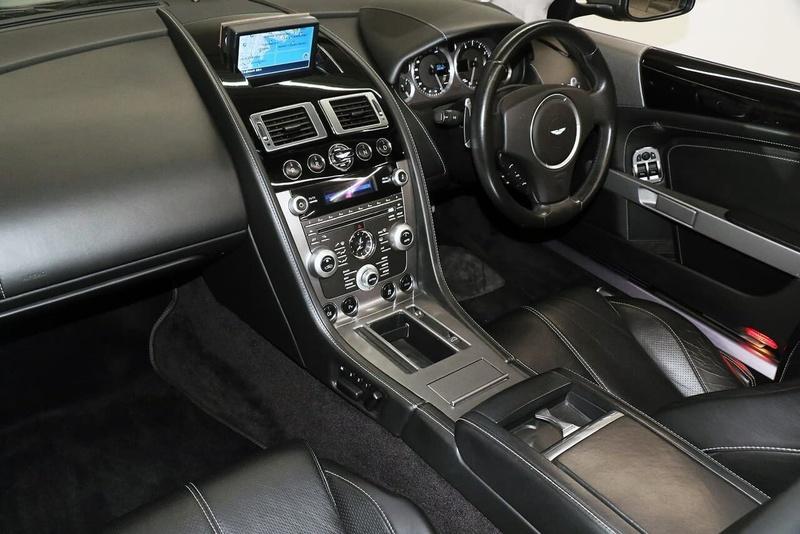 ASTON MARTIN DB9  Volante 2dr Spts Auto 6sp 5.9i [MY09]