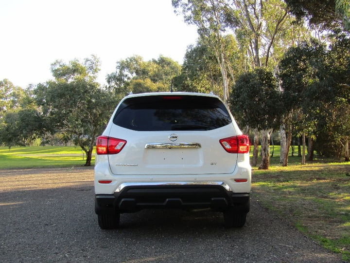 NISSAN PATHFINDER ST R52 Series II ST Wagon 7st 5dr X-tronic 1sp 2WD 3.5i [MY17]