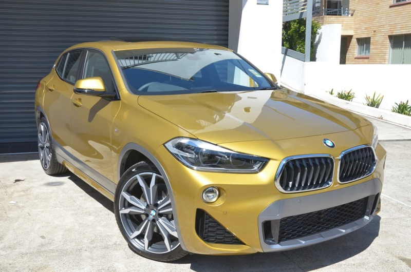 BMW X2 sDrive20i F39 sDrive20i M Sport X. Coupe 5dr DCT 7sp 2.0T [Nov]