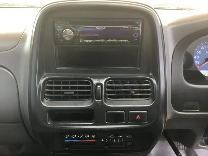 NISSAN NAVARA DX D22 DX Cab Chassis Single Cab 2dr Man 5sp 4x2 2.5DT [MY08]
