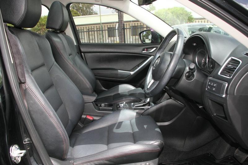 MAZDA CX-5 Akera KE Series Akera Wagon 5dr SKYACTIV-Drive 6sp AWD 2.2DTT [MY14]