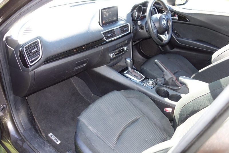 MAZDA 3 SP25 BL Series 2 SP25 Sedan 4dr Activematic 5sp 2.5i [MY13]