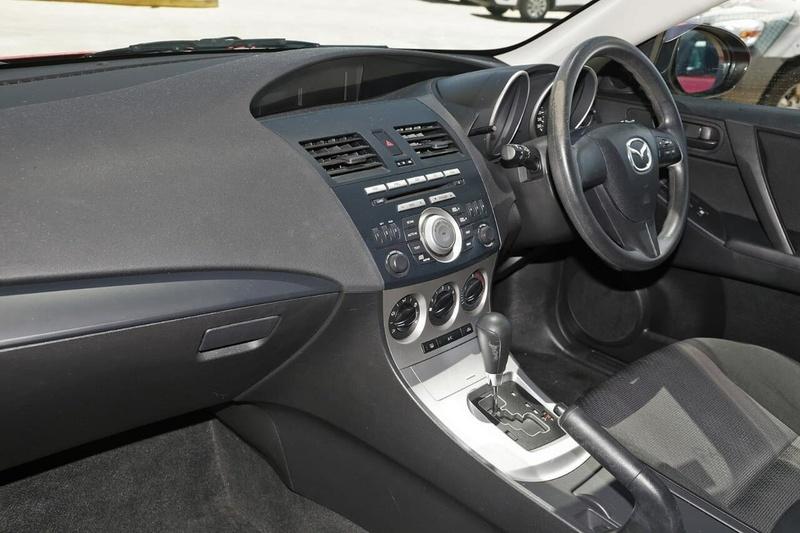 MAZDA 3 Neo BK Series 2 Neo Sport Hatchback 5dr Spts Auto 4sp 2.0i [MY08]