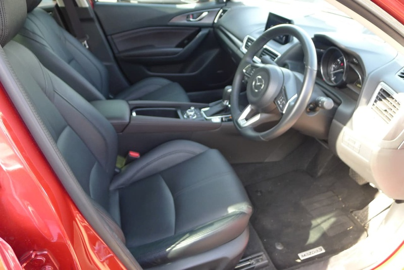 MAZDA 3 SP25 BN Series SP25 GT Sedan 4dr SKYACTIV-Drive 6sp 2.5i