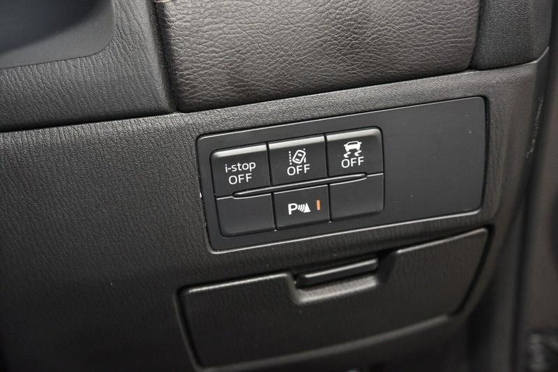 MAZDA 6 Atenza GL Series Atenza Sedan 4dr SKYACTIV-Drive 6sp 2.5i