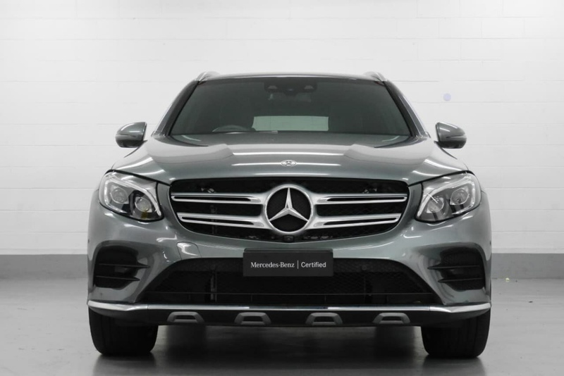 MERCEDES-BENZ GLC220 d X253 d Wagon 5dr 9G-TRONIC 9sp 4MATIC 2.1DTT [Jun]