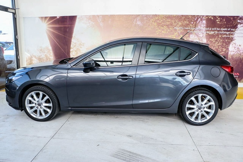 MAZDA 3 SP25 BM Series SP25 Hatchback 5dr SKYACTIV-MT 6sp 2.5i