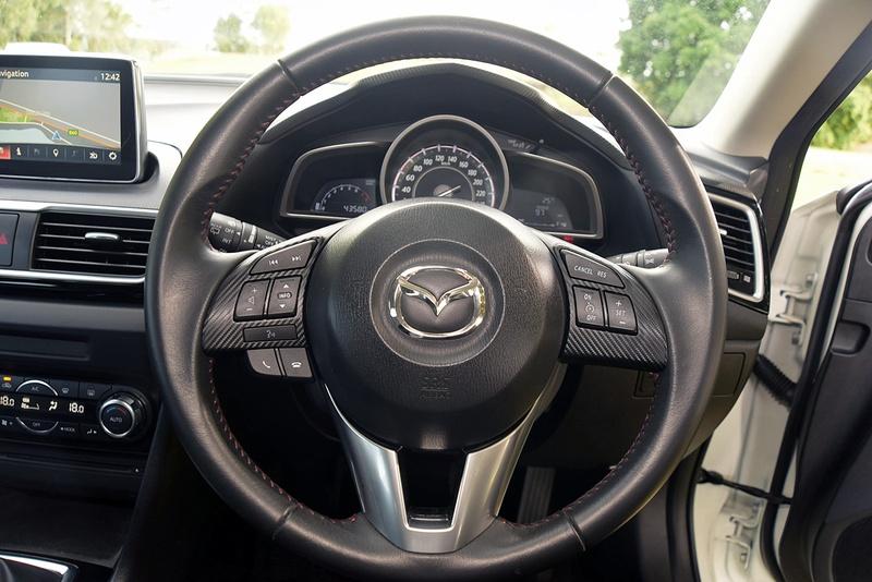 MAZDA 3 Touring BM Series Touring Hatchback 5dr SKYACTIV-MT 6sp 2.0i