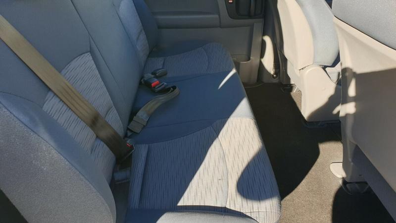HYUNDAI ILOAD  TQ2-V Van Crew Cab 6st 5dr Auto 5sp 2.5DT [MY14]
