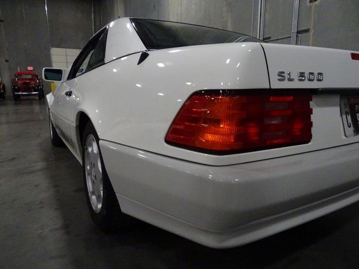 MERCEDES-BENZ SL500