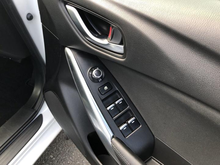 MAZDA 6 Sport GJ Series 2 Sport Sedan 4dr SKYACTIV-Drive 6sp 2.5i [Jan]