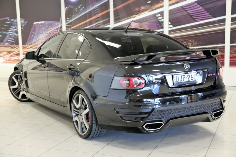 HOLDEN SPECIAL VEHICLES GTS  E Series 3 Sedan 4dr Man 6sp 6.2i [MY12]
