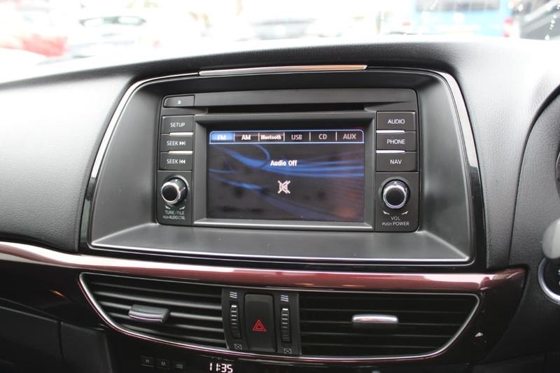 MAZDA 6 Touring GJ Touring Wagon 5dr SKYACTIV-Drive 6sp 2.2DTT [Dec]