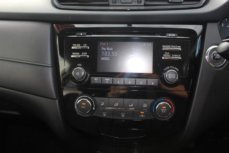NISSAN X-TRAIL ST T32 Series II ST Wagon 5dr X-tronic 7sp 4WD 2.5i [Feb]