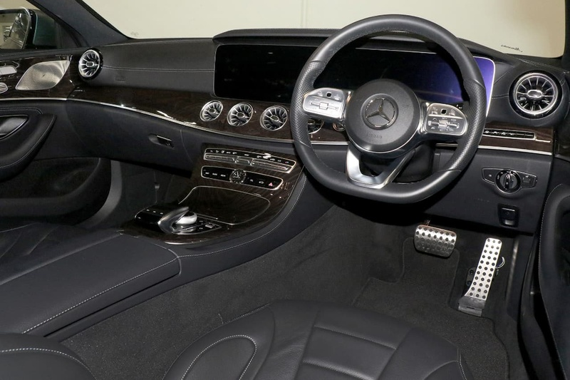 MERCEDES-BENZ CLS450  C257 Coupe 4dr 9G-TRONIC PLUS 9sp 4MATIC 3.0T [Jun]