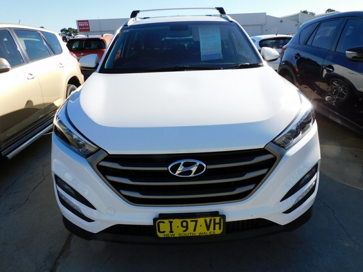 HYUNDAI TUCSON Active TLe Active Wagon 5dr Spts Auto 6sp 2WD 2.0i (MPI)