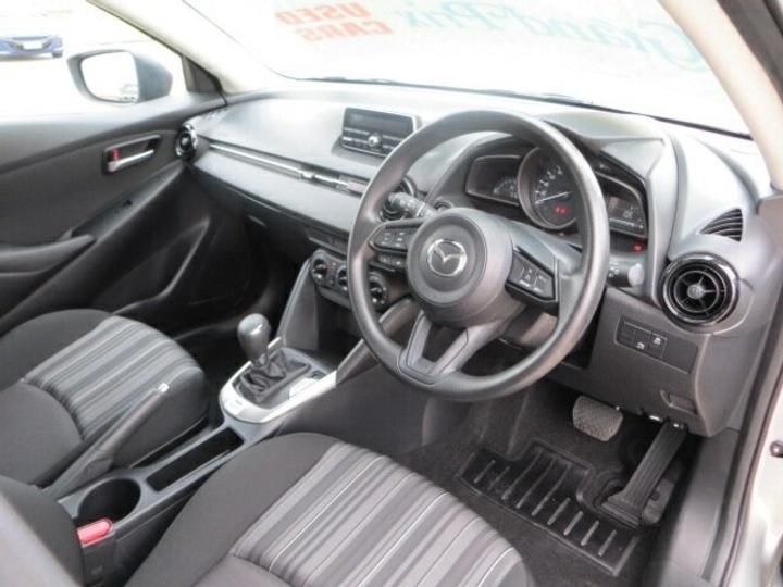 MAZDA 2 Neo DJ Series Neo Hatchback 5dr SKYACTIV-Drive 6sp 1.5i (5yr warranty) [Aug]