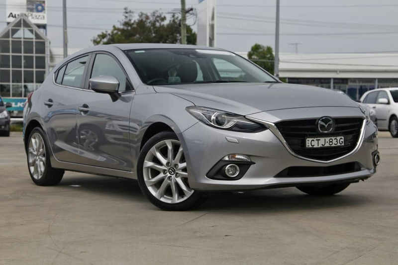 MAZDA 3 SP25 BM Series SP25 Astina Hatchback 5dr SKYACTIV-MT 6sp 2.5i [Nov]
