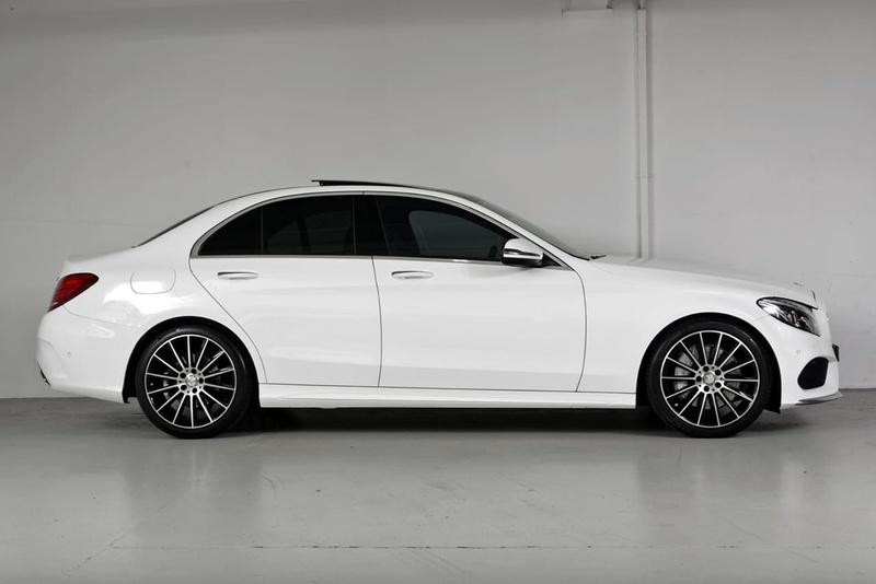MERCEDES-BENZ C250  W205 Sedan 4dr 7G-TRONIC + 7sp 2.0T [Jan]