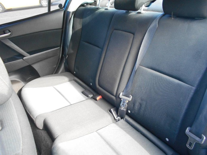 MAZDA 3 Maxx BL Series 1 Maxx Sedan 4dr Activematic 5sp 2.0i