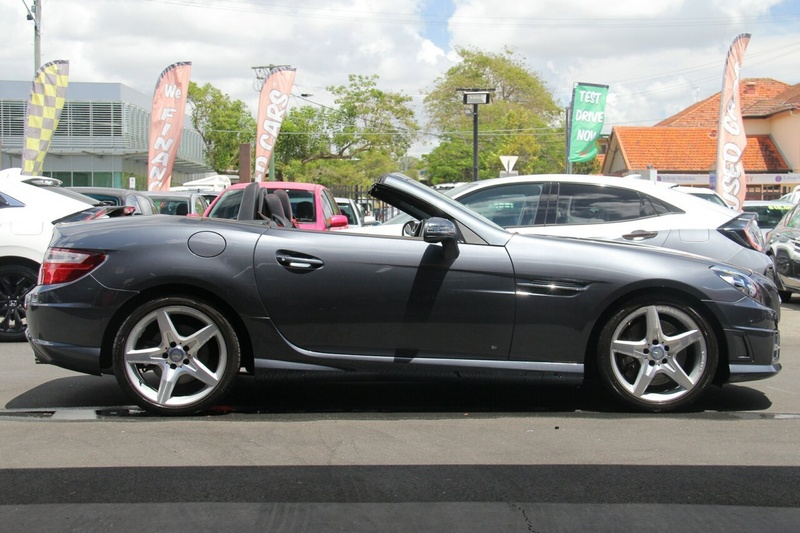 MERCEDES-BENZ SLK250 Special Edition R172 Special Edition Roadster 2dr 7G-TRONIC + 7sp 1.8T