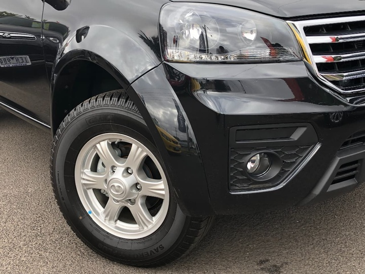 GREAT WALL STEED  K2 Cab Chassis 2dr Man 6sp 4x4 2.0DT [MY18]