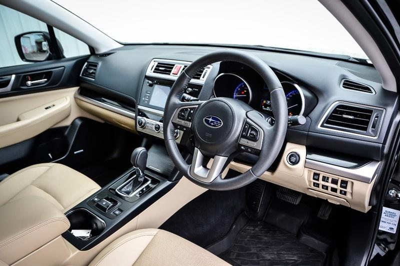 SUBARU OUTBACK 3.6R 5GEN 3.6R. Wagon 5dr CVT 6sp AWD 3.6i [MY15]