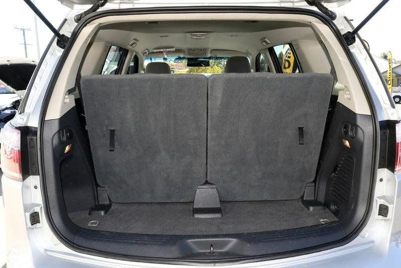HOLDEN COLORADO 7 LT RG LT Wagon 7st 5dr Spts Auto 6sp 4x4 2.8DT [MY13]