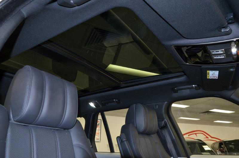LAND ROVER RANGE ROVER SDV8 L405 SDV8 Vogue Wagon 5dr Spts Auto 8sp 4x4 4.4DTT [MY16.5]