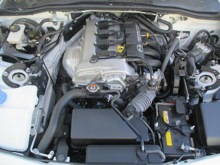 MAZDA MX-5  ND Roadster 2dr SKYACTIV-MT 6sp 1.5i