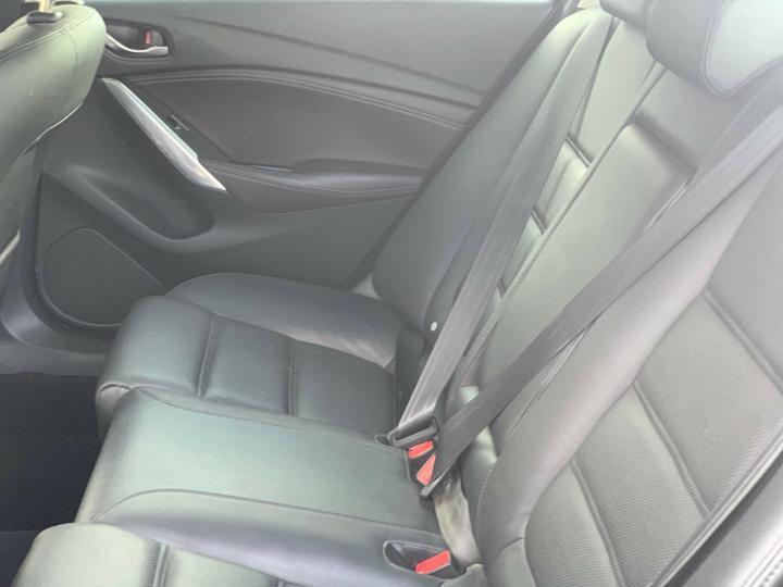 MAZDA 6 GT GJ Series 2 GT Sedan 4dr SKYACTIV-Drive 6sp 2.5i [Jan]