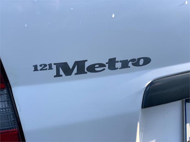 MAZDA 121 Metro DW Series 1 Metro Hatchback 5dr Auto 3sp 1.3i