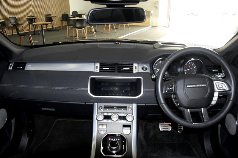 LAND ROVER RANGE ROVER EVOQUE Si4 L538 Si4 HSE Dynamic Wagon 5dr Spts Auto 9sp 4x4 2.0T [MY17]