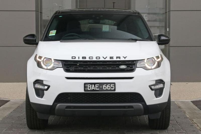 LAND ROVER DISCOVERY SPORT TD4 (110kW) SE AWD