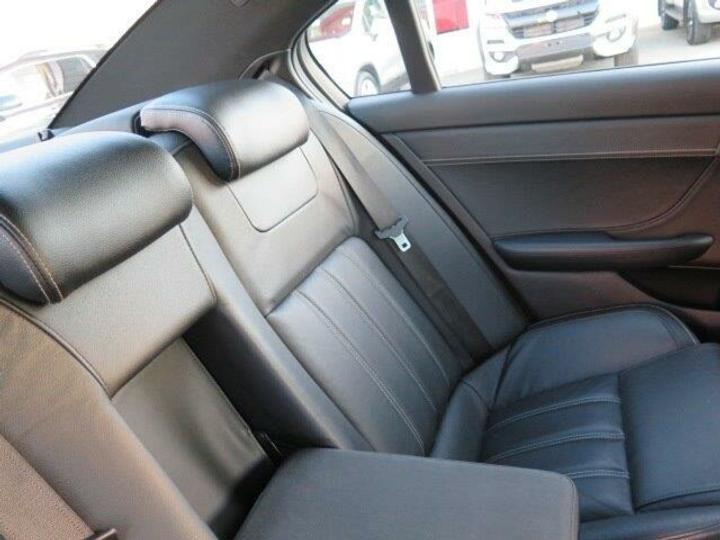 HOLDEN SPECIAL VEHICLES SENATOR Signature E Series 3 Signature Sedan 4dr Spts Auto 6sp 6.2i