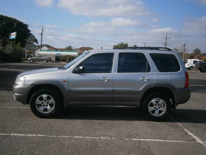 MAZDA TRIBUTE Luxury Luxury Wagon 5dr Auto 4sp 4x4 3.0i [MY04]