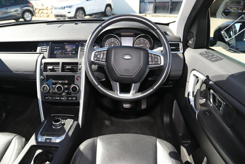 LAND ROVER DISCOVERY SPORT TD4 150 L550 TD4 150 SE Wagon 5dr Spts Auto 9sp 4x4 2.0DT [MY17]